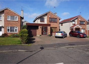 Thumbnail 4 bed detached house for sale in Lockhart Terrace, Roslin