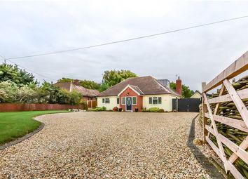 Thumbnail 4 bedroom detached bungalow for sale in Wimpole Road, Barton, Cambridge
