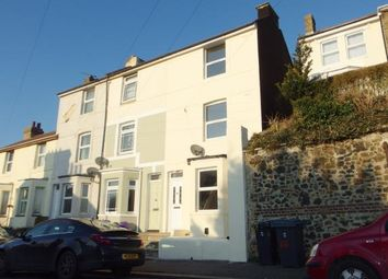 Thumbnail 3 bedroom terraced house for sale in Heathfield Avenue, Dover, Kent