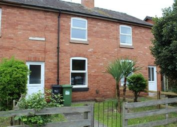 Thumbnail 3 bed terraced house to rent in Millbrook Street, Hereford
