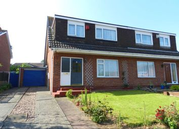 Thumbnail 3 bed semi-detached house for sale in Wasperton Close, Castle Bromwich, Birmingham