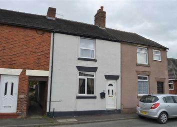 Thumbnail 2 bed terraced house for sale in Pump Street, Leek, Leek