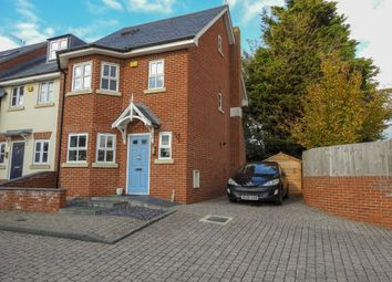 Thumbnail 3 bed end terrace house for sale in Waterloo Mews, Leiston