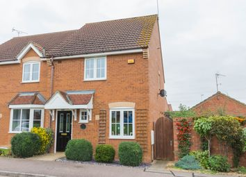 Thumbnail 3 bed end terrace house for sale in Ebbw Vale Road, Irthlingborough, Wellingborough