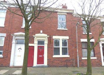 Thumbnail 2 bed terraced house for sale in Poulton Street, Ashton-On-Ribble, Preston, Lancashire