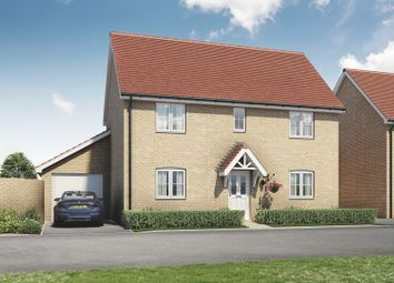 Thumbnail 3 bed semi-detached house for sale in The Lewin, Meadow Rise, London Road, Braintree Essex