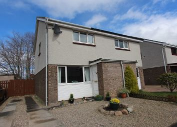 Thumbnail 2 bed semi-detached house for sale in 24 Teal Avenue, Drakies, Inverness