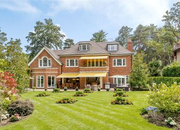 Thumbnail 6 bed detached house for sale in Llanvair Drive, Ascot, Berkshire