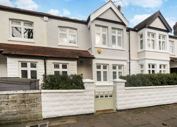 Thumbnail 4 bed terraced house for sale in Cairn Avenue, London