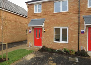 Thumbnail 2 bed end terrace house for sale in Fleetwood Road, Waddington, Lincoln