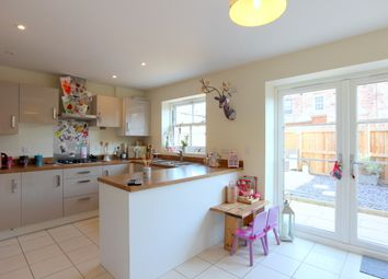 Thumbnail 4 bedroom town house for sale in St. Annes Court, Nantwich