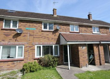 Thumbnail 2 bedroom terraced house for sale in Yew Tree Grove, St. Athan, Barry
