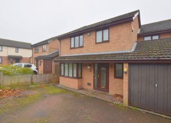 Thumbnail 4 bed detached house for sale in Ibstone Avenue, Bradwell Common, Milton Keynes