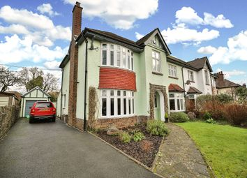 Thumbnail 5 bed semi-detached house for sale in Heol Creigiau, Creigiau, Cardiff