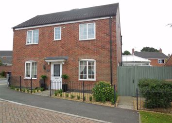 Thumbnail 3 bed semi-detached house to rent in Harvey Close, Barwell, Leicester