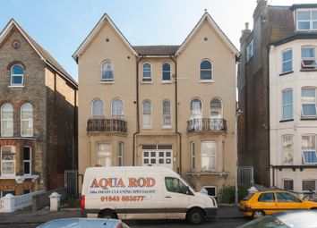 Thumbnail 3 bed flat for sale in Athelstan Road, Margate