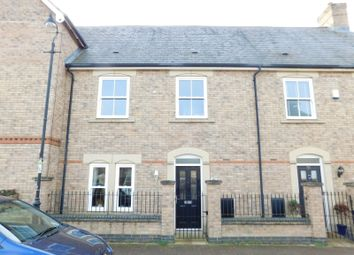 Thumbnail 3 bed terraced house for sale in Dickens Boulevard, Fairfield, Stotfold, Herts