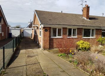 3 bed semi-detached bungalow for sale in Tranmoor Lane, Armthorpe, Doncaster DN3