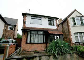 Thumbnail 3 bed detached house to rent in Ringwood Crescent, Wollaton, Nottinghamshire