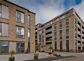 Thumbnail 1 bed flat for sale in Castra Apartments, Royal Engineers Way, London