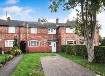 Thumbnail 3 bed terraced house to rent in Bromborough Avenue, Withington, Manchester