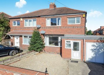 Thumbnail 4 bed semi-detached house for sale in Danum Road, York