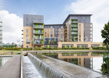 Thumbnail 3 bed flat for sale in Falcondale Court, Lakeside Drive, Park Royal