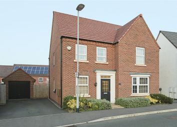 Thumbnail 4 bed detached house for sale in Emperors Way, Hucknall, Nottinghamshire