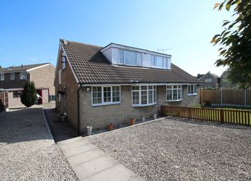 Thumbnail 4 bed bungalow for sale in Cleckheaton Road, Oakenshaw, Bradford, West Yorkshire