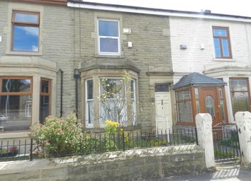 Thumbnail 3 bed terraced house for sale in New Hall Lane, Preston