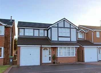 Thumbnail 4 bed detached house for sale in Beechwood Road, Kirkby-In-Ashfield, Nottingham