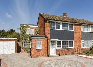 Thumbnail 5 bed semi-detached house for sale in Paddocks Close, Orpington, Kent