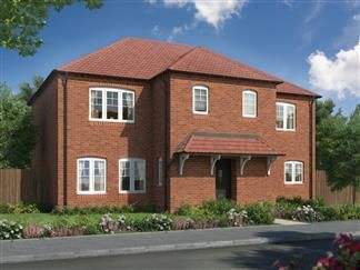 Thumbnail 4 bed detached house for sale in Loansdean, Morpeth