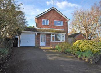 Thumbnail 3 bed detached house for sale in School Road, Hythe
