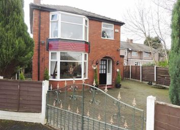 Thumbnail 3 bed detached house for sale in Milton Avenue, Droylsden, Manchester
