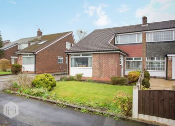 Thumbnail 3 bed semi-detached house for sale in Duxbury Avenue, Little Lever, Bolton