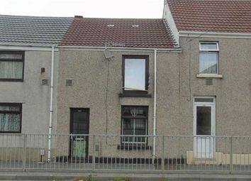 Thumbnail 3 bedroom terraced house for sale in Carmarthen Road, Swansea