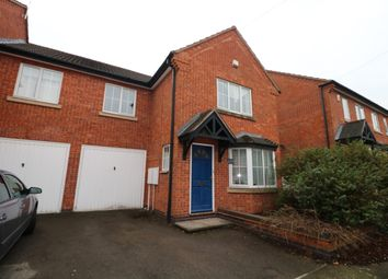 Thumbnail 3 bed town house for sale in Paget Street, Aylestone, Leicester