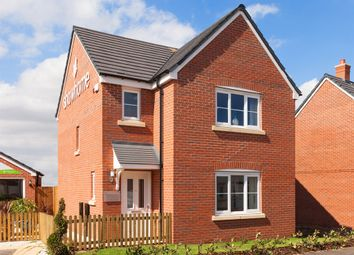 "3 bed detached house for sale in ""The Hatfield"" at ""The Hatfield"" At Shepherd Street, Hucknall, Nottingham NG15"