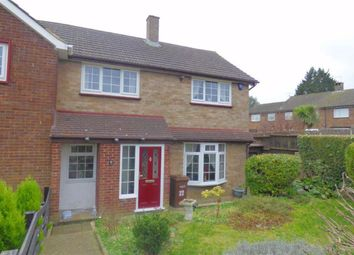 Thumbnail 3 bed semi-detached house for sale in Penguin Close, Strood, Rochester