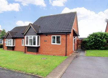 Thumbnail 2 bed semi-detached bungalow for sale in Teachers Close, Coundon, Coventry