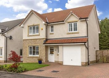 Thumbnail 4 bed detached house for sale in Heron Drive, Cumbernauld, Glasgow