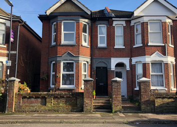 Thumbnail 4 bed terraced house for sale in Newcombe Road, Southampton, Hampshire