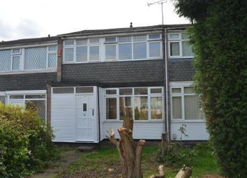 Thumbnail 1 bed terraced house for sale in Trewint Close, Exhall, Coventry