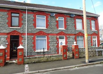 Thumbnail 4 bed terraced house for sale in Nant Y Dall Avenue, Rhydyfelin, Pontypridd
