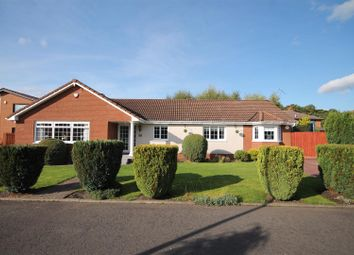 Thumbnail 5 bedroom detached bungalow for sale in Turnberry Wynd, Bothwell, Glasgow