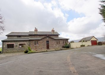 Thumbnail 3 bed detached house for sale in Station House, Penpergwm, Abergavenny, Monmouthshire