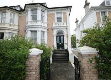Thumbnail 3 bed flat to rent in Denmark Villas, Hove, East Sussex