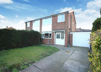 3 bed semi-detached house for sale in Common Lane, South Milford, Leeds LS25