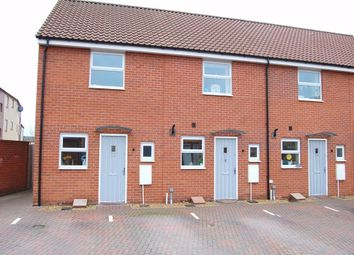Thumbnail 2 bed terraced house to rent in Whitley Road, Upper Cambourne, Cambourne, Cambridge
